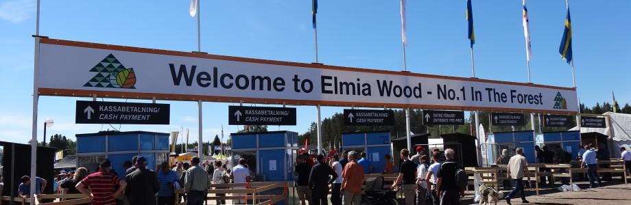 Elmia Wood Jönköping